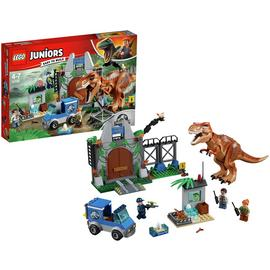 LEGO 10758 Jurassic World T. rex Breakout Building Set Best Price and Cheapest