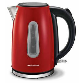 Morphy Richards 102774 Equip Kettle - Red