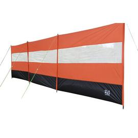 Olpro Compact Windbreak - Orange and Black