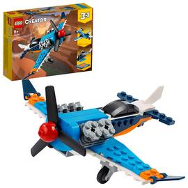 LEGO Creator 3 in 1 Propeller Plane Building Set - 31099
