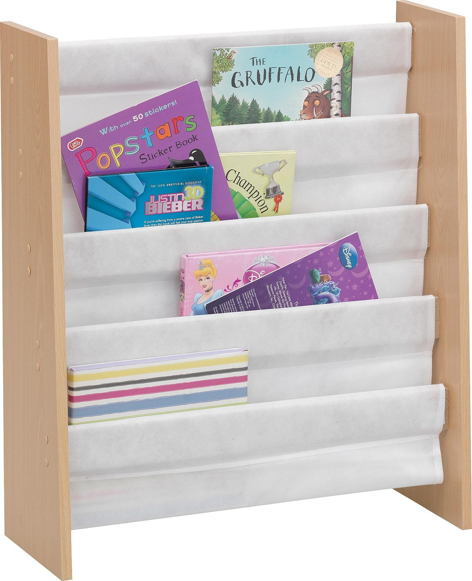 High Quality HOME Sling Bookcase   Beech Effect