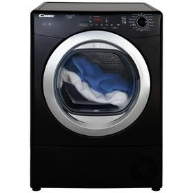 Candy GVS C9DCGB 9KG Condenser Tumble Dryer - Black