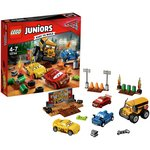 more details on LEGO Juniors Cars Thunder Hollow - 10744.