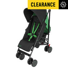 Mac by Maclaren Black Moss M1 Pushchair