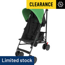 Mac by Maclaren Black Moss M2 Pushchair