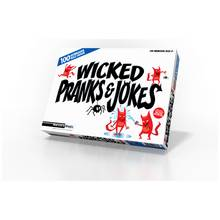 Marvin's Magic Wicked Pranks and Jokes Set