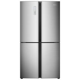 Hisense RQ689N4AC1 American Fridge Freezer - Stainless Steel Best Price, Cheapest Prices