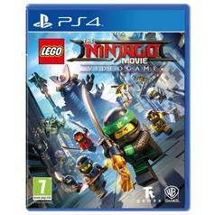 LEGO Ninjago Movie PS4 Game