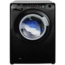 Candy GVSW485DCB 8 / 5KG 1400 Spin Washer Dryer - Black