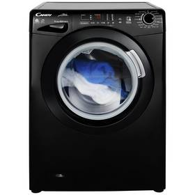 Candy GVSW485DB 8 / 5KG 1400 Spin Washer Dryer - Black