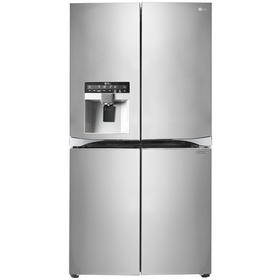 LG GML916NSHV American Fridge Freezer - Stainless Steel Best Price, Cheapest Prices