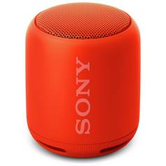 Sony SRS-XB10 Portable Wireless Speaker - Red