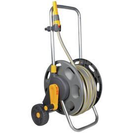 Hozelock Assembled Hose Cart - 50m