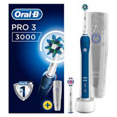 Oral-B Pro 3000 CrossAction Electric Toothbrush