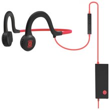 Aftershokz Sportz In-Ear Sports Headphones with Mic - Red
