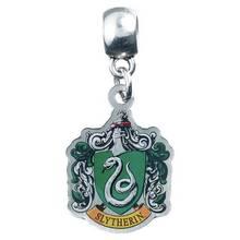 Harry Potter Slytherin Crest Slider Charm.