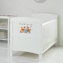 Baby Cots Uk Cots cribs and cot beds argos disney winnie the pooh cot bed sisterspd
