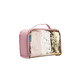 Rose Gold CC Lunch Bag