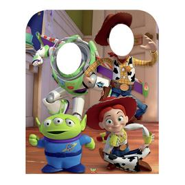Star Cutouts Toy Story Stand In Cardboard Cutout