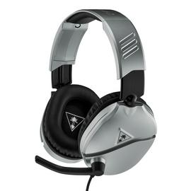 Turtle Beach Recon 70 Switch Xbox, PS4, PC Headset - Silver