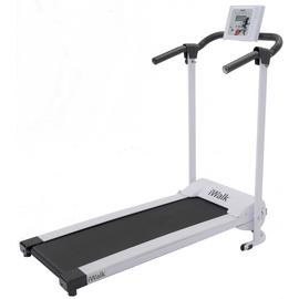 JML iWalk Treadmill - White