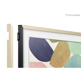 Samsung Customisable Bezel for The Frame 32 Inch TV - Beige