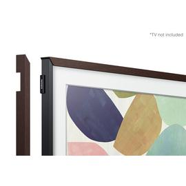 Samsung Customisable Bezel for The Frame 32 Inch TV - Brown
