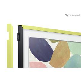 Samsung Customisable Bezel for The Frame 32 Inch TV - Lemon