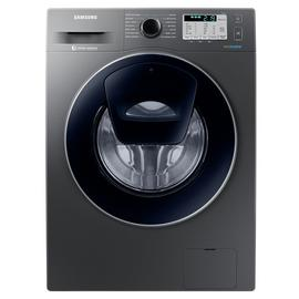 Samsung WW90K5413UX 9KG 1400 Spin Washing Machine - Graphite
