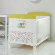 more details on Obaby Grace Inspire Cot Bed - B is for Bear Happy Safari