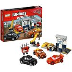 more details on LEGO Juniors Cars Smokeys Garage - 10743.