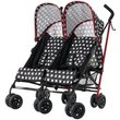 more details on Obaby Apollo Twin Stroller - Crossfire