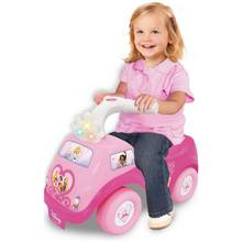 Disney Princess Lights and Sounds Activity Ride On