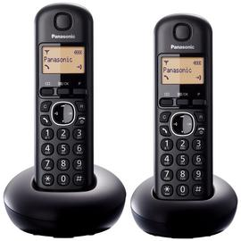 Panasonic KX-TGB212EB Cordless Telephone - Twin