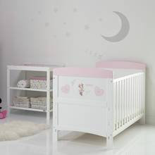 Disney Minnie Mouse 2 Piece Room Set - Hearts