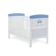 more details on Obaby Grace Inspire Cot Bed - Little Prince