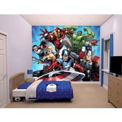 Murals and wall stickers argos walltastic avengers wall mural gumiabroncs Choice Image