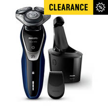 Philips Series 5000 Electric Shaver with SmartClean S5572
