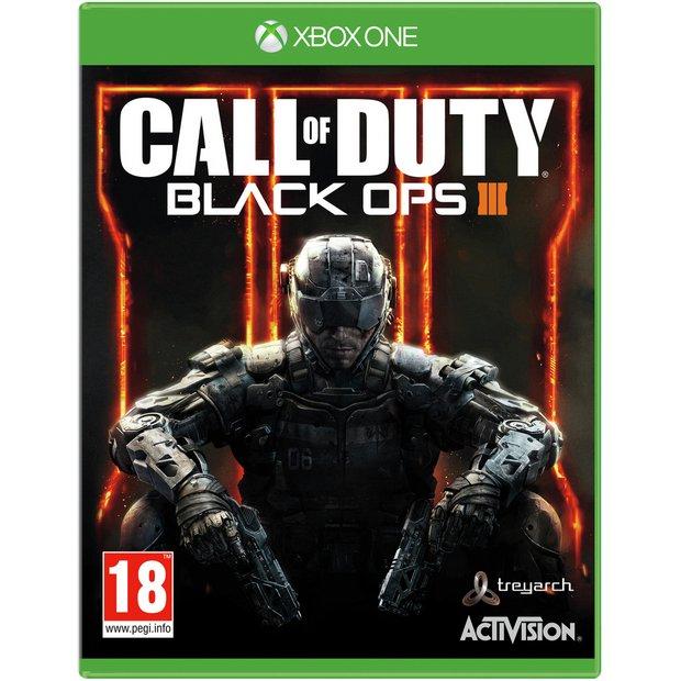 Buy Call of Duty Black Ops III Xbox One Game | Xbox One