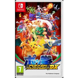 Pokken Tournament DX Nintendo Switch Pokemon Game
