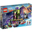 more details on LEGO DC Super Hero Girls Lena Kryptonite Factory - 41238.