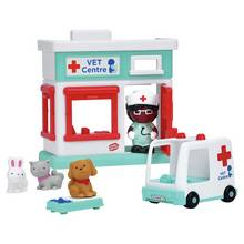 Chad Valley Tots Town Vet Centre Playset