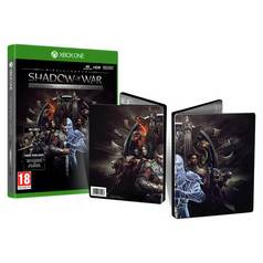 Shadow of War Silver Edition Xbox One Game