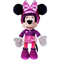 1cc0ad920c0 Add Disney 90th Anniversary Minnie Mouse Soft Toy - 10 Inch to Trolley.  Disney Mickey and the Roadster Racers Minnie Mouse Soft Toy