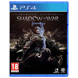 Shadow of War Standard Edition PS4 Game