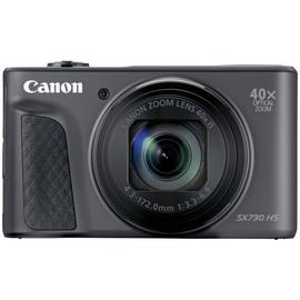Canon PowerShot SX730 HS 20MP 40x Zoom Camera - Black
