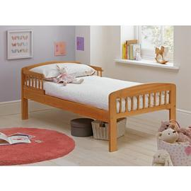 Argos Home Jesse Pine Toddler Bed Frame