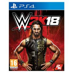 WWE 2K18 PS4 Pre-Order Game