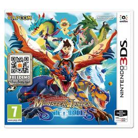 Monster Hunter Stories Nintendo 3DS Game