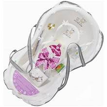 Maltex Zebra Collection Newborn Bath Gift Set - White